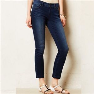 Level 99 Lily Crop Skinny Straight Jeans 28
